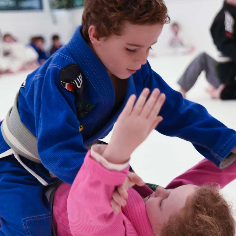 Southern Highlands Martial Arts - kids wrestling at pure jiu jitsu bowral