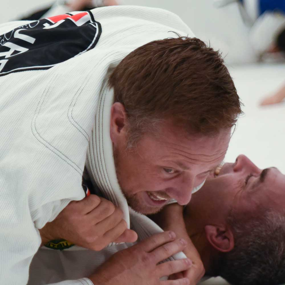 Southern Highlands Martial Arts - Jiu Jitsu sparring