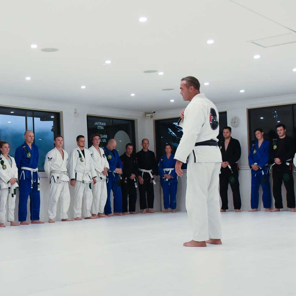 Tony Pycroft Southern Highlands Jiu Jitsu