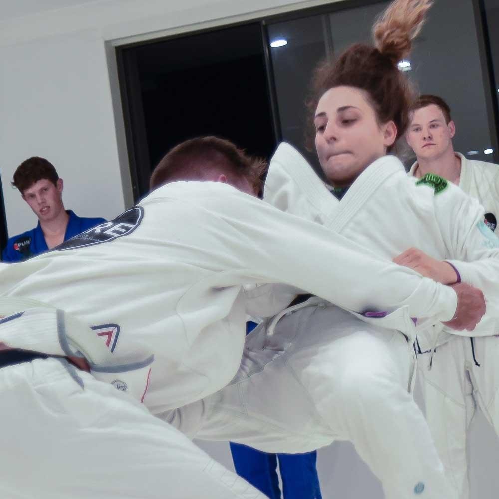 Southern Highlands Martial Arts - Brazilian style Jiu Jitsu