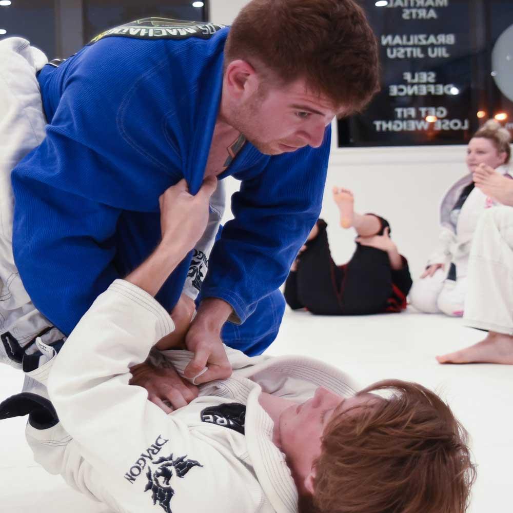 Jiu Jitsu Southern Highlands Team Perosh