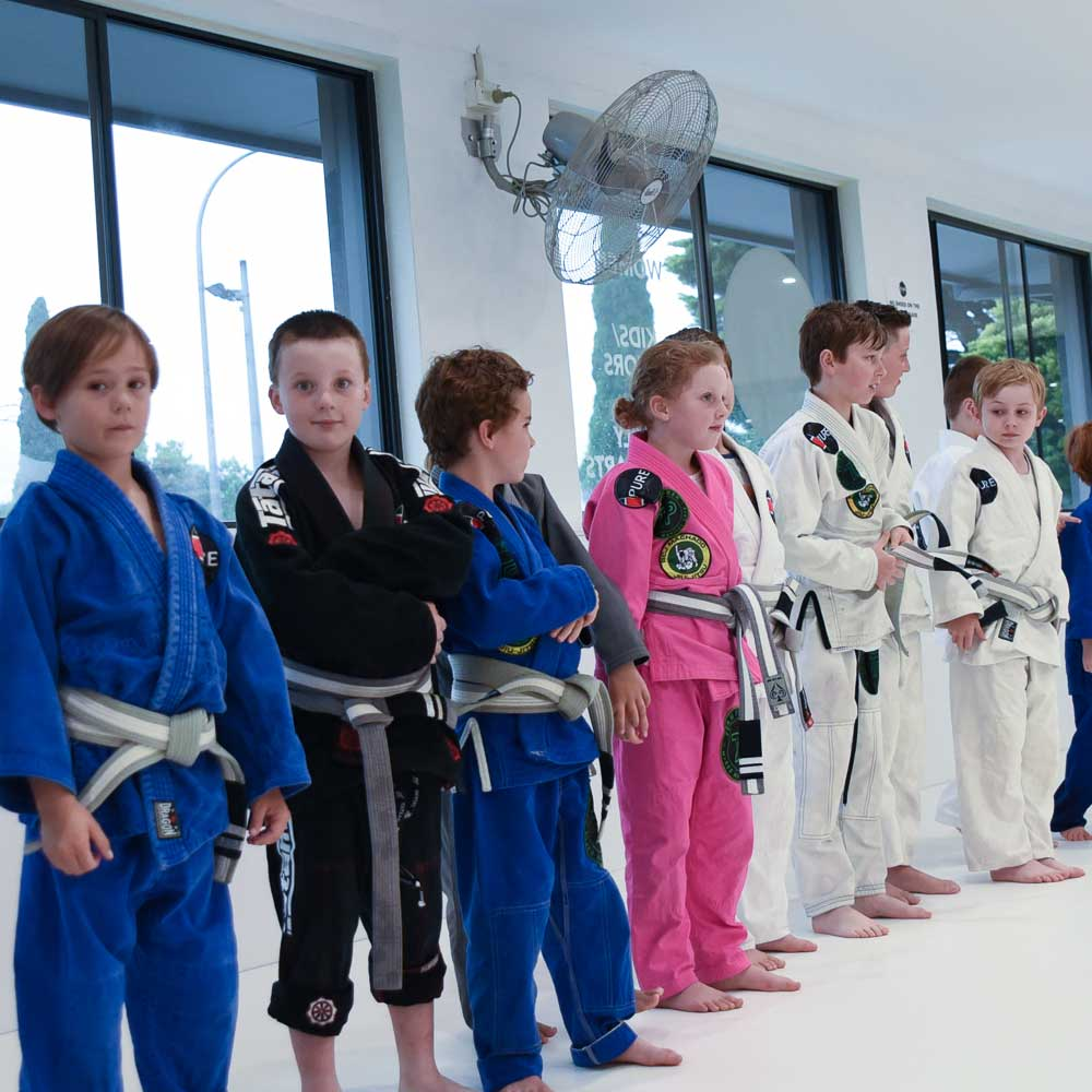 jiu jitsu for children southern highlands