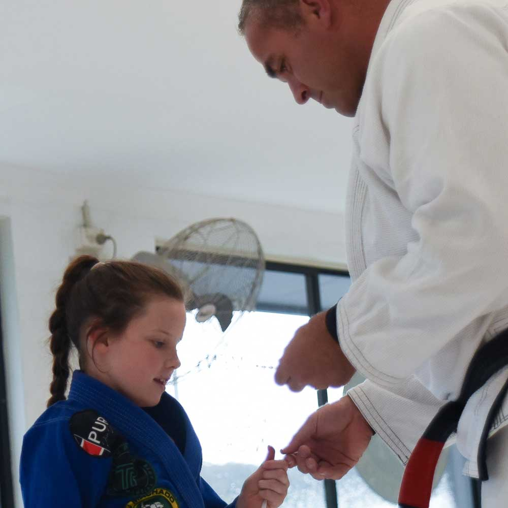 Southern Highlands Martial Arts - pure jiu jitsu juniors