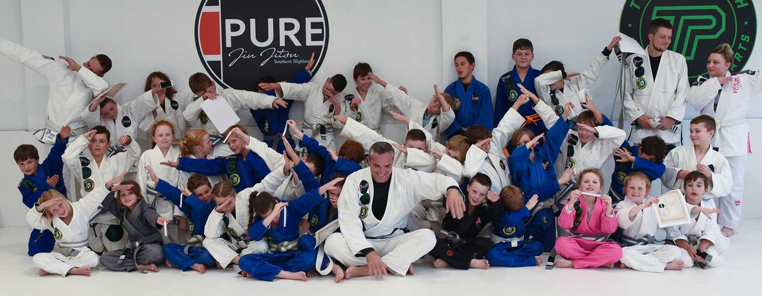 Pure Jiu Jitsu, Grand Opening move to Mittagong